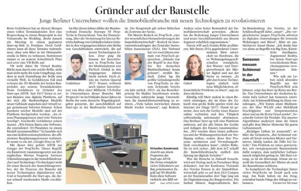 Immobilienbranche IoT