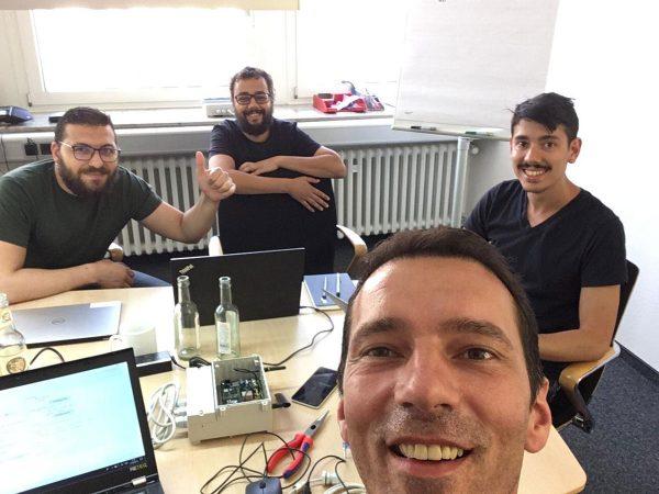 METR IoT Building data