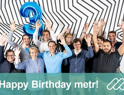 Happy Birthday metr!