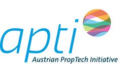 Logo der apti Austrian Proptech Initiative