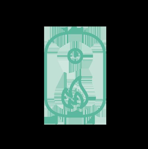 Icon eines Heizkessels